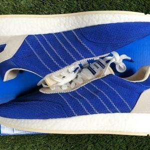 Adidas I-5923 Blue/White Mens Size 11